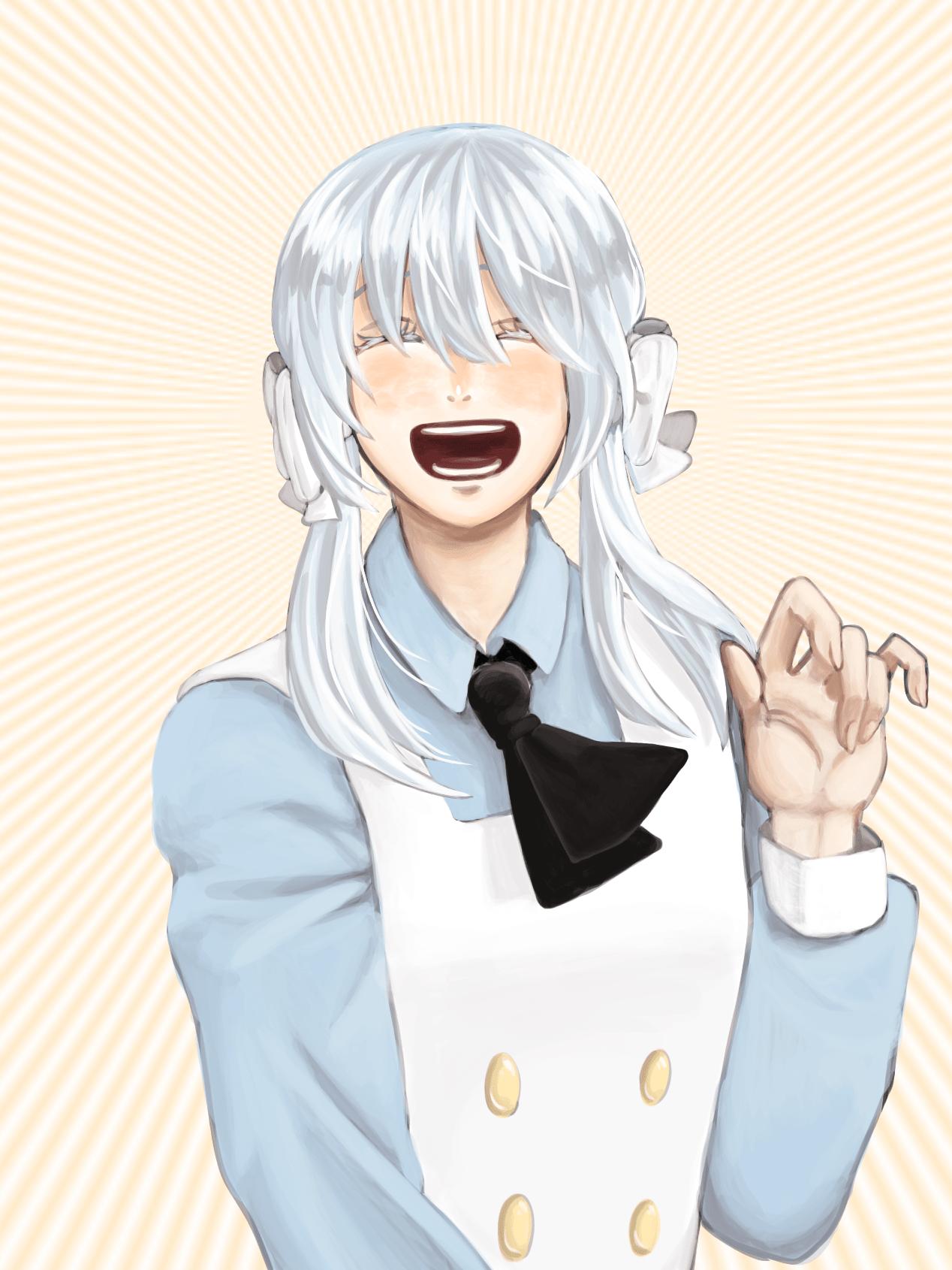笑顔なミクちゃん