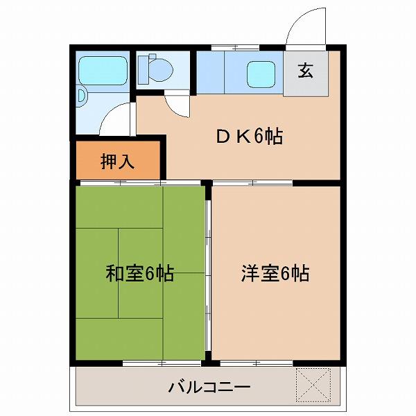 メゾン第5崎田ビル(102)