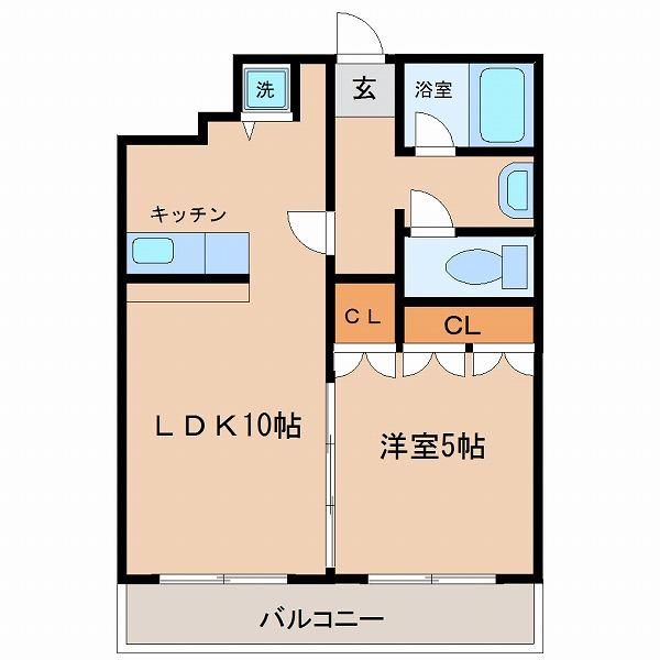 Zサイドテラス蔵立(2,3号室)