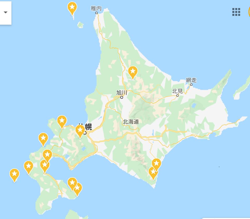 北海道砥石産地