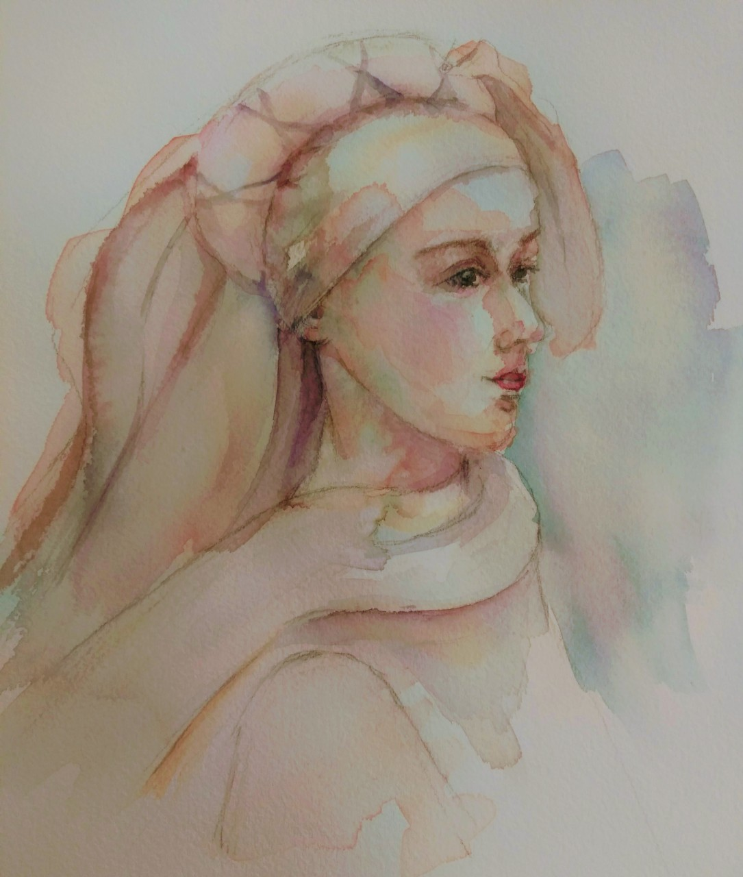 中世イタリアの女性