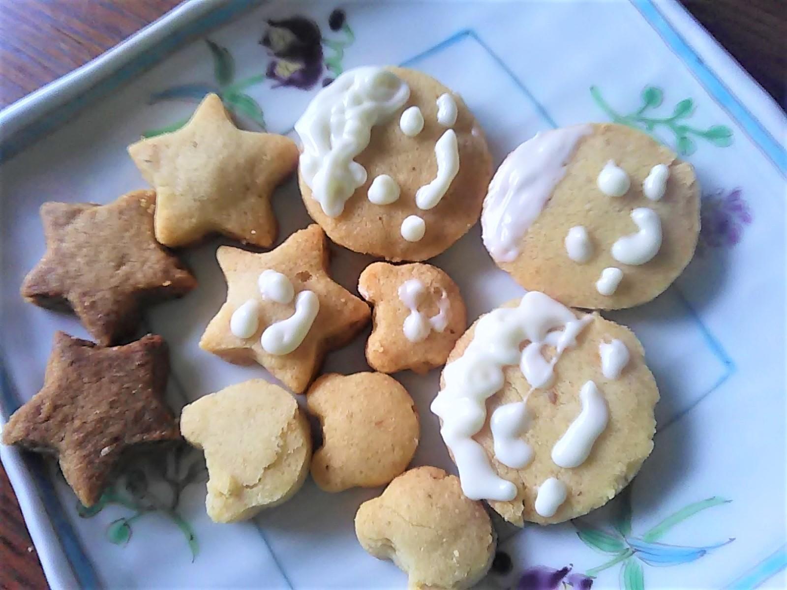光クッキー2