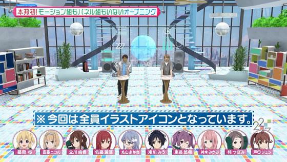 22/7計算中 Season2 第16回放送 | 出演メンバー