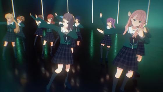 22/7 「風は吹いてるか?」 music video