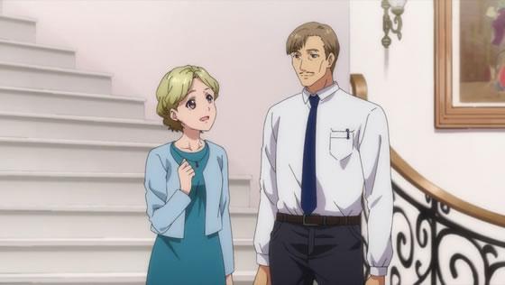 TVアニメ『22/7』第4話 | 藤間桜の両親