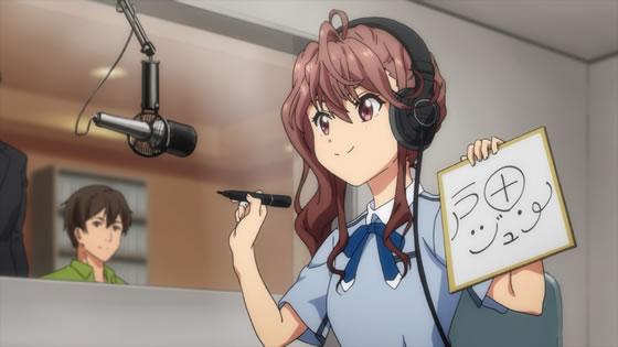 TVアニメ『22/7』第7話 | 戸田ジュン | サイン色紙