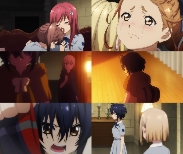 TVアニメ『22/7』第11話 | Bパート