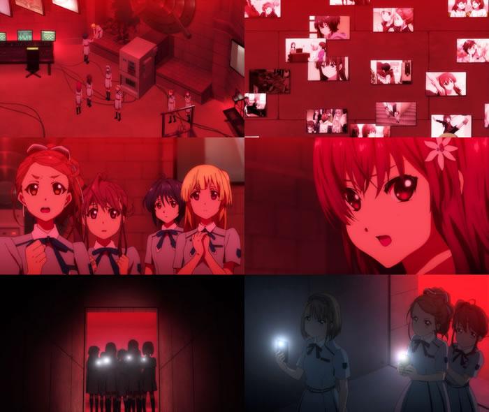 TVアニメ『22/7』第12話『ナナブンノニジュウニ』 | Aパート