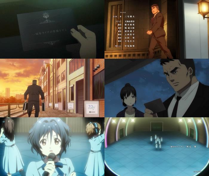 TVアニメ『22/7』第12話『ナナブンノニジュウニ』 | エンディングクレジット
