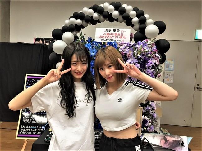 石田優美[NMB48]~エッチ水着姿がプリプリのエロボディー過ぎて超抱きたいアイドルの1人!0002shikogin