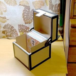 マイクラチェスト風折り紙ケース28