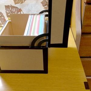 マイクラチェスト風折り紙ケース29