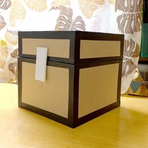 マイクラチェスト風折り紙ケース31