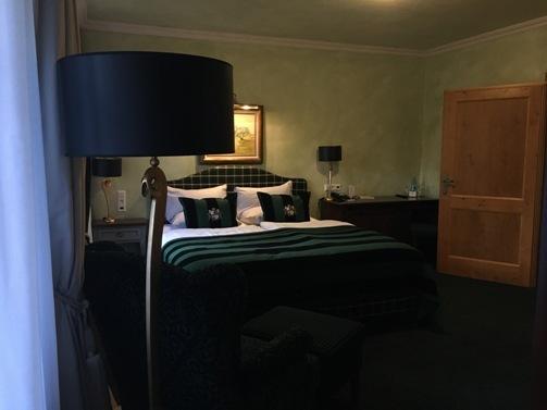 古城ホテル部屋