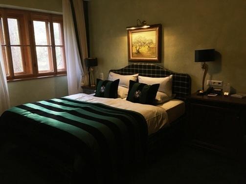 古城ホテル部屋1