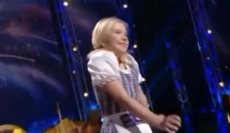 ウクライナ ヨーデル 少女 【動画】 ウクライナの少女がオーディションで歌ったヨーデルが凄い!!:...
