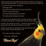 鳥の遺言書