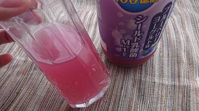 乳酸菌黒酢 ブルーベリーヨーグルト味