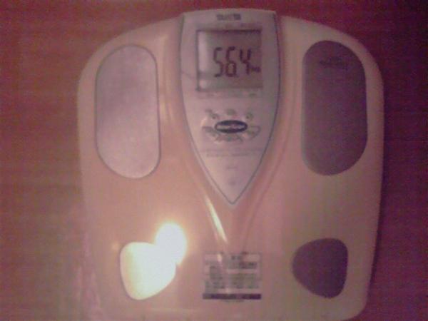 定期体重測定3