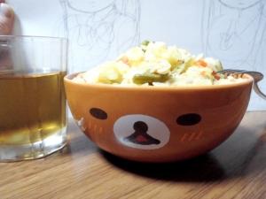 野菜ゴハンリラックマ