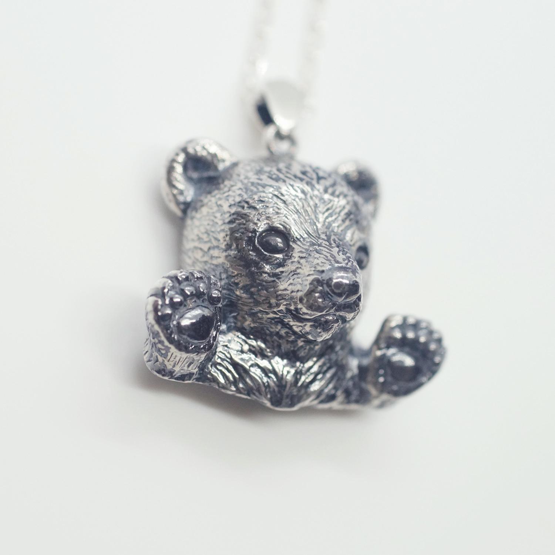NEW★子熊ペンダント