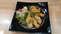 タケノコのステーキ