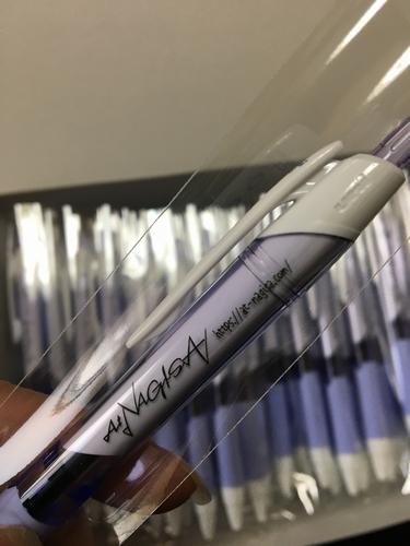 500At NAGISAオリジナルロゴボールペン完成