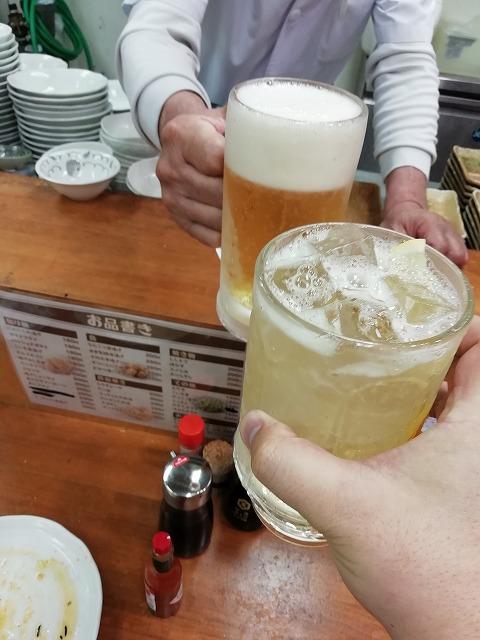 何回、乾杯をしても良い!!!(尼崎中央商店街・得一尼崎店)