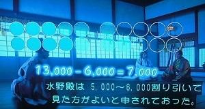 麒麟がくる数式