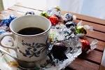 飲み物-コーヒーとチョコレート