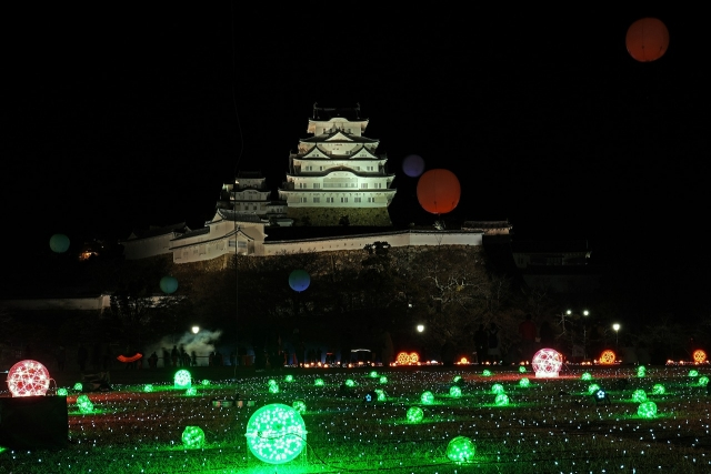 201221姫路城2