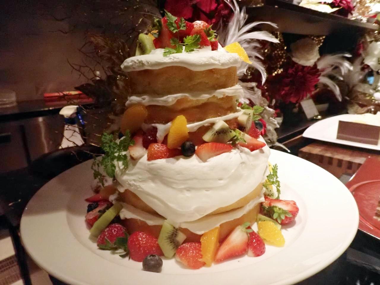 エデンの神殿 ネイキッドスタイルのバウンドケーキ