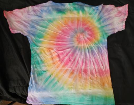 タイダイ染めTシャツhow to Tie-Dye-a-Shirt4