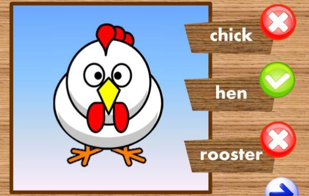 farm animals quiz ppt