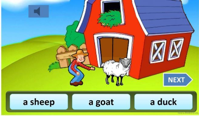 動物の鳴き声あて英語クイズfarm animals sounds quiz ppt