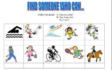 find someone who can