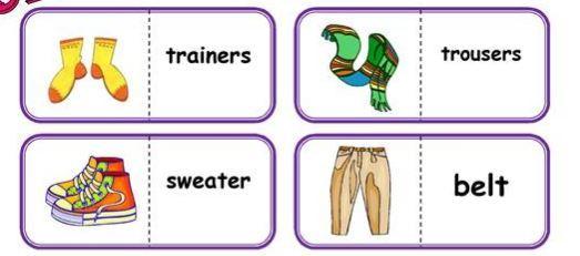 clothes domino