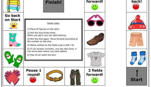 clothes board_game