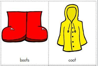 clothes minicards
