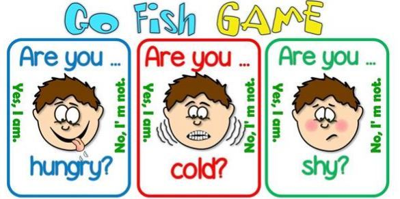 feeling go fish