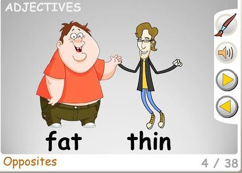 opposite adjectives ppt1