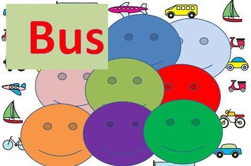 英語乗り物の名前学習用ゲームパワポ教材transportation power point7