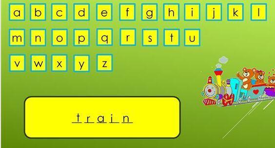英語乗り物の名前学習用ゲームパワポ教材transportation power point8