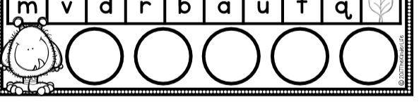 英語アルファベト迷路ランダム the alphabet maze7-2
