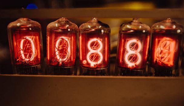 lights numbers