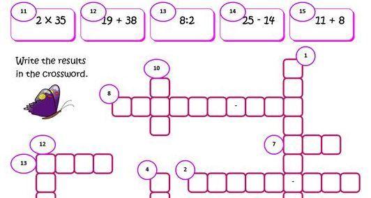 英語100までの数字学習プリントnumbers till 100 worksheet7