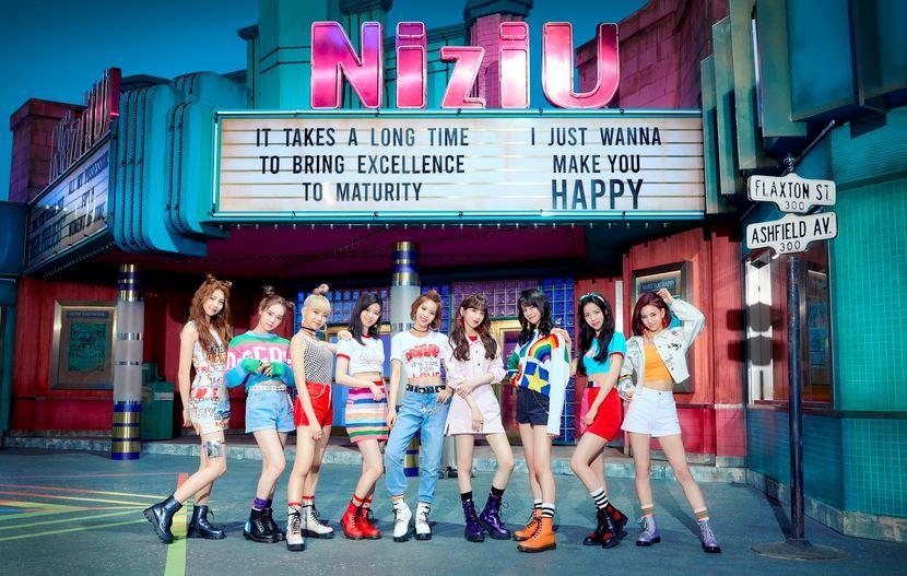 NiziU make you happy