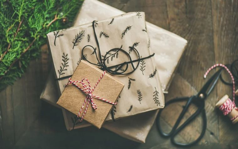 Gifts Background Decoration