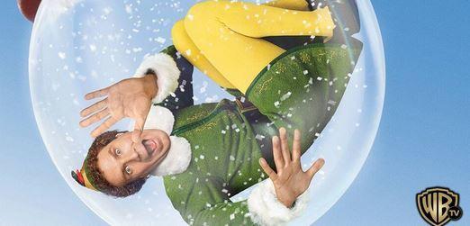 無料で見れるクリスマス映画エルフ ~サンタの国からやってきた