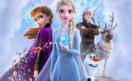 実質無料で見れるクリスマス映画アナと雪の女王2